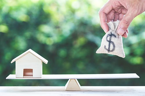 Gastos venta casa en Madrid