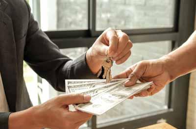 Renta del alquiler en el contrato de arrendamiento de vivienda