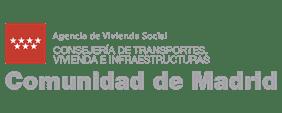 Logo de la Agencia de Vivienda Social de Madrid