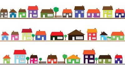 Casas para comparar a la hora de fijar el precio del alquiler