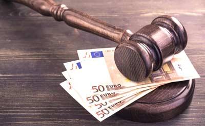 Multa por no depositar la fianza de un alquiler en Madrid en la agencia de vivienda social