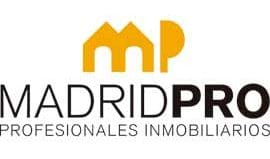 Logo MADRID PRO, agentes inmobiliarios en Madrid